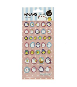 Blueprint Collections Molang Stickers