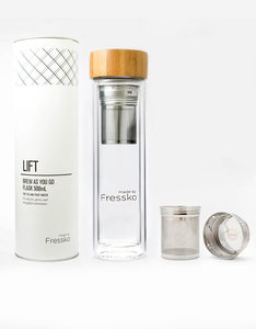 Made By Fressko Lift Brew As You Go Flask 500ml