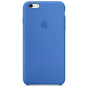 Apple Silicone Case Royal Blue iPhone 6/6S Plus