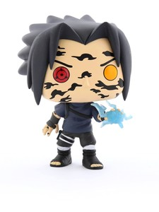 Funko Pop Animation Naruto S2 Sasuke with Scars Vinyl Figure