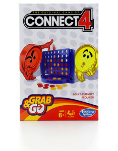 Connect 4 Grab And Go Board Game