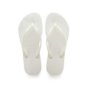 Havaianas Slim/Continuaty Womens Slippers White
