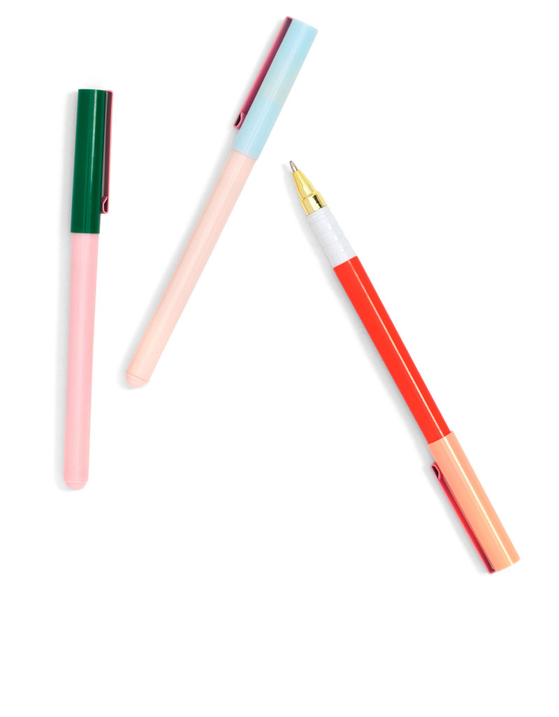 Ban.do Write On Pen Set Colour Block