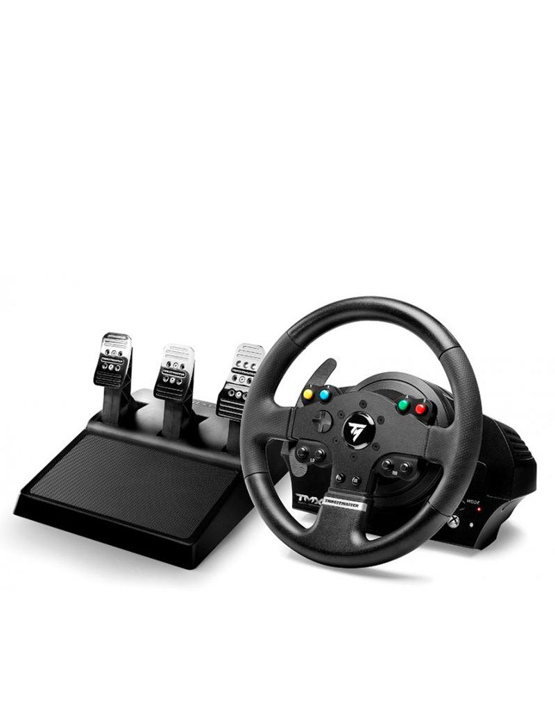 thrustmaster tmx pro forcefeedback for xbox one controllers xbox one gaming virgin megastore. Black Bedroom Furniture Sets. Home Design Ideas