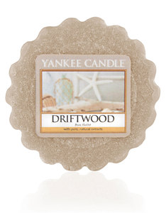 Yankee Candle Light Brown Tarts/Wax Melts Driftwood