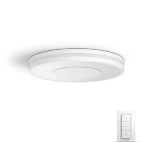 Philips Hue White Ambiance Being 40W Connect Ready LED Ceiling Lamp White