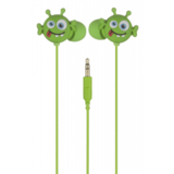 My Doodles Alien In-Ear Earphones