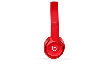 Beats Solo 2 Red Headphones