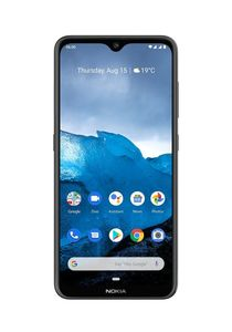 Nokia 6.2 Smartphone Ceramic Black 128 GB