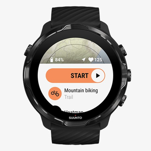 Suunto 7 Black Smart Watch