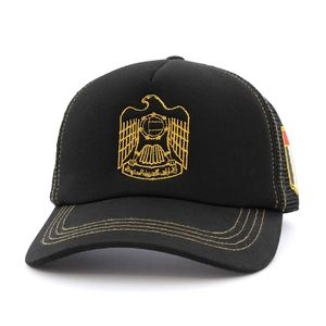 B180 Falcon Logo 1 Adult Unisex Cap Black Limited Edition