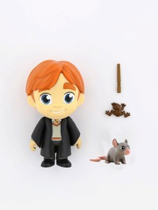 Funko 5 Star Harry Potter Ron Weasley Vinyl Figure