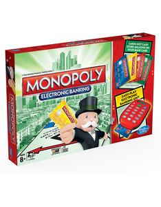 Monopoly Electronic Banking Board Game [Arabic Version]