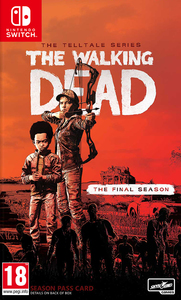 The Walking Dead: The Telltale Series - The Final Season [Pre-owned]