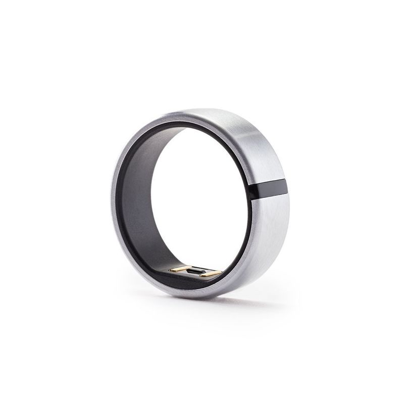 Motiv Ring Silver Size 7 Activity Tracker