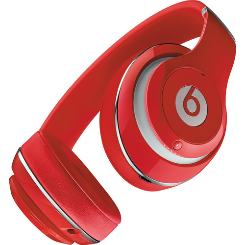 Beats Studio Red Wireless Headphones