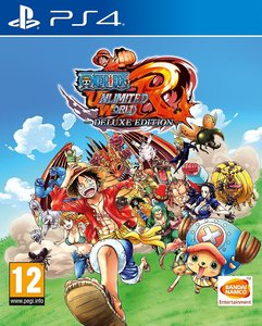 One Piece: Unlimited World R - Deluxe Edition