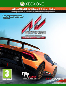 Assetto Corsa: Ultimate Edition [Pre-owned]