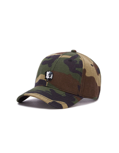 Cayler & Sons BL Freedom Corps Curved Woodland/Mc Cap