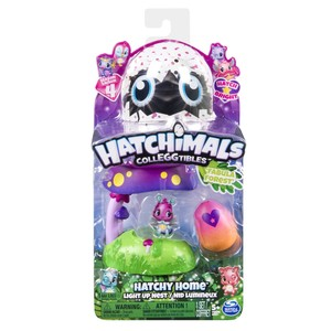Hatchimals Colleggtibles Fabula Forest Hatchy Home