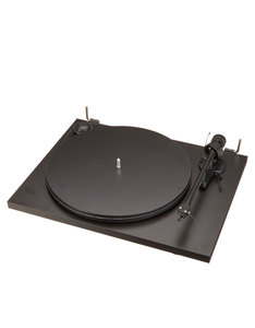 Pro-Ject Essential II Digital Black Turntable