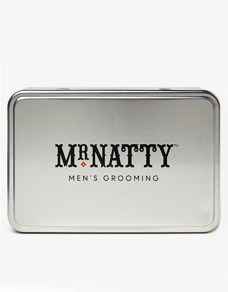 Mr Natty Sharp Shaving Tin
