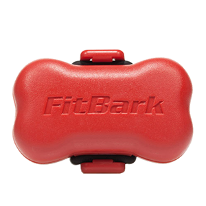 Fitbark Dog Activity Monitor Passionate Lover Red