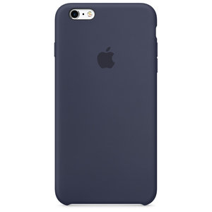 Apple Silicone Case Midnight Blue iPhone 6S Plus