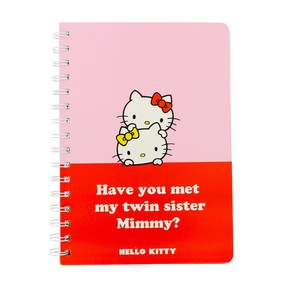 Blueprint Hello Kitty A5 Notebook