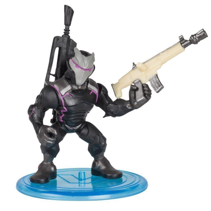 Fortnite Battle Royale Collection S1 Omega Purple 2 Inch Solo Figure