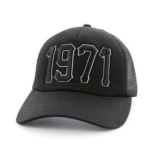B180 1971 Medium Unisex Cap Black Limited Edition