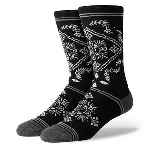 Stance Bandero Men Socks Black