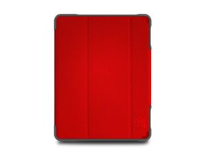 STM DUX Plus Duo Case Red for iPad 10.2-Inch