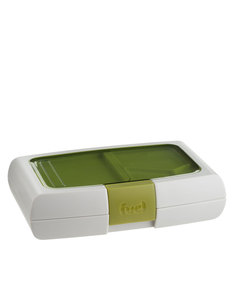 Trudeau Fuel Bento Box Green