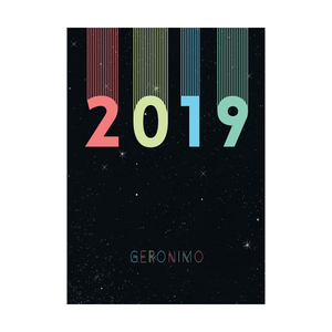 Portico Designs Geronimo A6 Flexi Diary