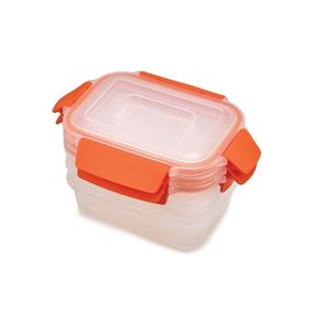 Joseph Joseph Nest Lock Containers Orange [Set of 3]