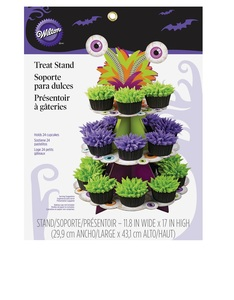 Wilton Eyeballs Treat Cupcake Stand