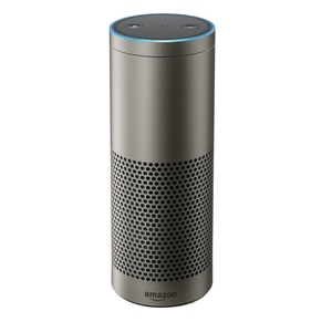 Amazon Echo Plus Silver with Built-In Smart Home Hub
