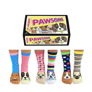 United Oddsocks Pawsome Women's Socks