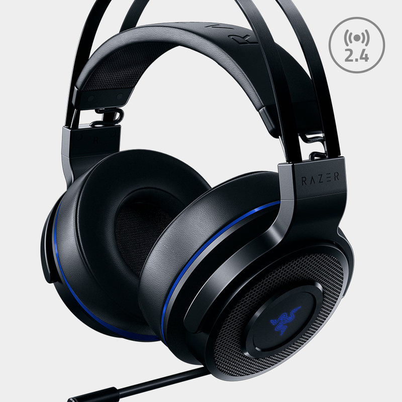Razer Thresher 7.1 Gaming Headset for Ps4 | Headsets & Accessories | PS4 | Gaming | Virgin Megastore
