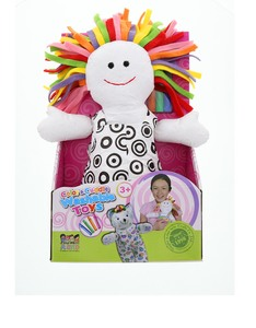 A-One Color & Cuddle Washable Big Doll