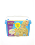 Fanssi 3D Sand Box Del Bucket Learning Set