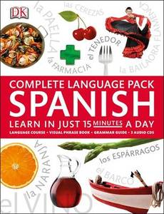 Complete Language Pack Spanish