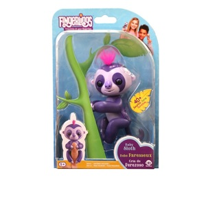 Fingerlings Baby Sloth Marge