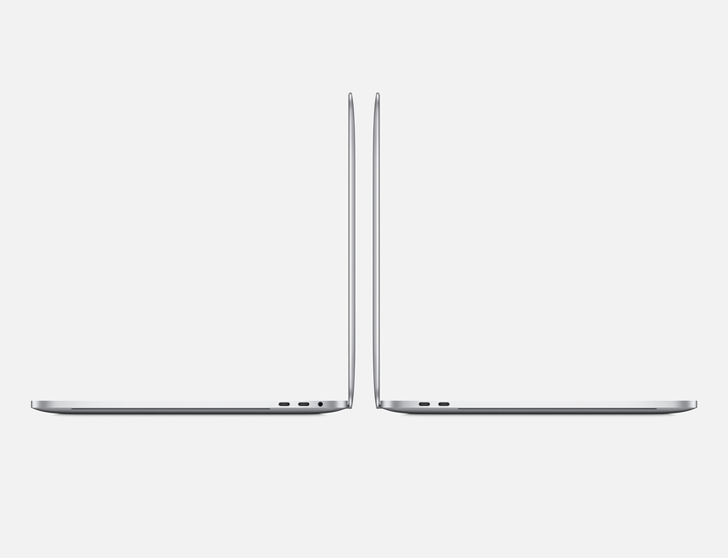 Macbook Pro 15-Inch With Touch Bar Silver 2.2Ghz 6-Core 8Th-Generation Intel-Core I7/256Gb