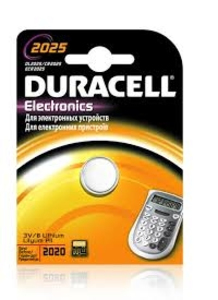Duracell 2025 Battery Bottom Cell