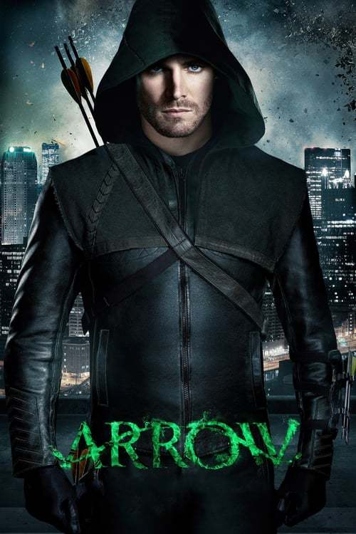 Arrow: Season 6 [4 Disc Set]