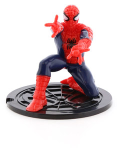 Comansi Spiderman Crouching Action Figure