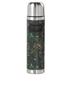 Ted Baker Jungle Print Flask