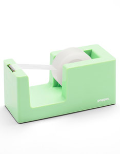Poppin Inc Tape Dispenser & Tape Mint